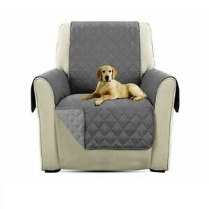 Waterproof Sofa Cover Chair Couch Slipcover Pet Dog Kids Mat Furniture/Protector