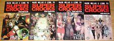 Super Crooks #1-4 FN/VF complete series - mark millar - lenil yu - icon 2 3 set