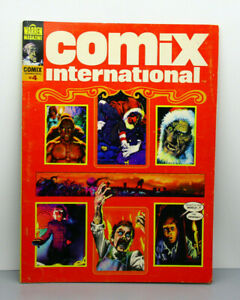 Comix International #4 (1976) - Warren Comic Book - Fast Shipping in US!