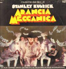 Orange Mechanik - Musik Von Film von stanley Kubrick - SM 1138 - ita 1972