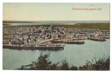STORNOWAY From Gallows Hill, Old Postcard by Valentine, Unused