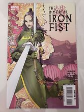 THE IMMORTAL IRON FIST #7 (2007) WU AO-SHI, THE PIRATE QUEEN OF PINGHAI BAY NM