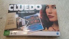 FACTORY SEALED CLUEDO 2011 EDITION DISCOVER THE SECRETS, EXTREMELY RARE HASBRO