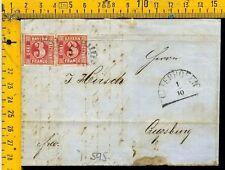 Germania Germany cover envelope Bayern I 595