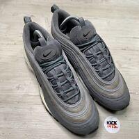 Nike Air Max 97 Grey Trainers Size 9 EU 44