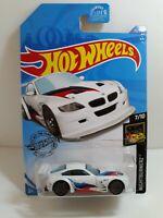 2020 Hot Wheels BMW Z4 M Motorsport White Widebody Nightburnerz Series Car 7/10
