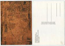 47678-VIERGE EN MAJESTE-fresque, Chartres, cathedrale-vieille carte postale