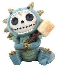 NEW Furrybones Furry Bones Scorchie Dragon Skull Skeleton Figurine Gift 8138