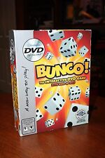 DVD Bunco! The Interactive DVD Game with Real 3D Dice - A New Way to Play!