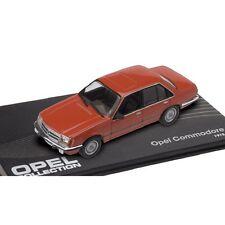 OPEL  COMMODORE C  1978-1982     ALTAYA/IXO   1/43