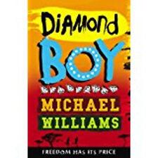 Diamond Boy, New, Williams, Michael Book