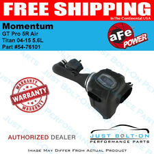 AFE Momentum GT Pro 5R Air for Titan 04-15 5.6L 54-76101