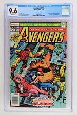 Avengers #156 - Marvel 1977 CGC 9.6 - Doctor Doom, Sub-Mariner & Tyrak