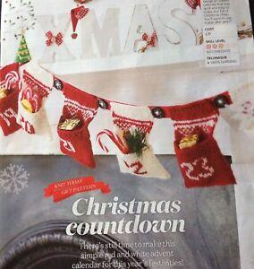 Christmas Advent Calendar Knitting Pattern