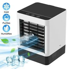 Portable Air Conditioner Cooler Cooling Fan Humidifier Filter Evaporative Home