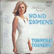 TORNERAI TORNERO' - STRADA PER IL MARE # HOMO SAPIENS