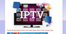 1 MESE FULL IPTV  Smartphone SMART TV Enigma 2 Box tv pc +7000 canali & VOD