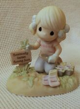 Precious Moments-Sow Much To Do- 2008- CC890001. Collector's Club Exclusive.
