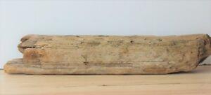 Treibholz Schwemmholz Driftwood 1 XXL Skulptur Terrarium Dekoration Garten 53 cm