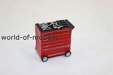 ADF 32503 Werkstattwagen Tool Trolley  1:32  für Diorama  NEU in OVP