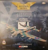 Corgi Aviation Military Avro Lancaster Mickey the Moocher BBMF 47306 1:144