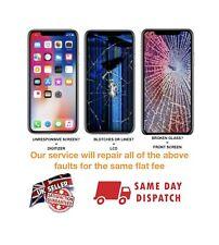 Servicio de reemplazo de pantalla X Iphone/OLED y Vidrio/mismo día Repair ✅ 📱