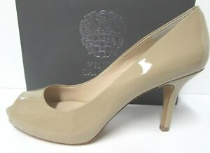 Vince Camuto Size 9.5 Patent Leather Heels New Womens Shoes