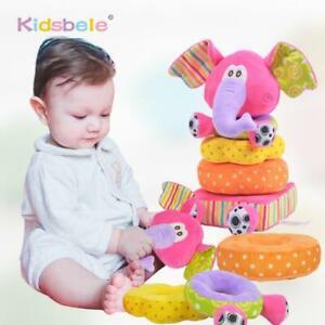 Toys For Newborn Children Educational Baby Toys Soft Plush Mobile Rattles Toys K