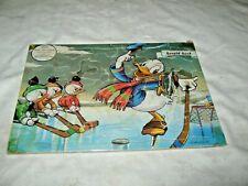 A Vintage 70's Walt Disney, John Sands Aust.Frame Tray Donald Duck Jigsaw Puzzle