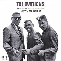 The Ovations - Goldwax Recordings CD [BRAND NEW]