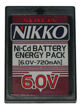 Nikko 6V NiCd Battery Cassette