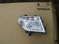 2005 - 2010 NISSAN NAVARA / PATHFINDER D40 O/S RIGHT DRIVERS HEADLIGHT GENUINE
