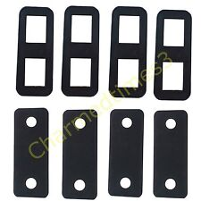 Land Rover 90,110 Defender Door Hinge Shims, Spacers, Gaskets, Early