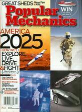2005 Popular Mechanics: America 2025 Explore/Live/Drive