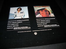SHAUN CASSIDY is Double Platinum and Triple Platinum 1978 PROMO POSTER AD mint c