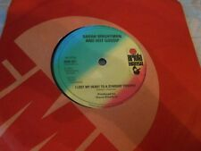 """SARAH BRIGHTMAN AND HOT GOSSIP -  I LOST MY HEART TO A STARSHIP TROOPER 7"""" VINYL"""