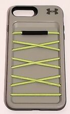 Under Armour Arsenal Series Wallet/Storage Case for iPhone 8/7 PLUS - Gray/Green