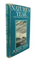 John Hay NATURE'S YEAR :  The Seasons of Cape Cod 1st Edition 1st Printing