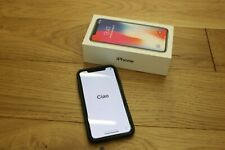 Apple iPhone X 64GB Factory Unlocked Smartphone Phone was Preivously on AT&T