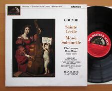 ASD 589 Gounod Sainte Cecile Messe Solennelle en Ré Hartemann NEAR Comme neuf ED1 S/Cercle
