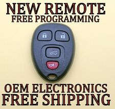 NEW GM GMC CHEVY TAHOE SUBURBAN YUKON ACADIA KEYLESS REMOTE FOB FOR OUC60270