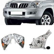 For Toyota Prado FJ120 LC120 2700 4000 2003-09 Headlight Assembly Original OEM