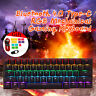 Obins ANNE PRO 2 Gateron Switch NKRO bluetooth RGB Mechanical Gaming 61 Keyboard