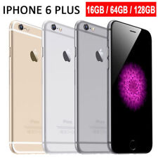 "NEW Apple iPhone 6 PLUS  5.5"" 16GB  64GB  128GB FACTORY UNLOCKED CDMA/GSM INTE'L"