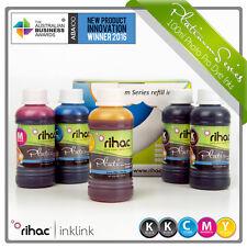 RIHAC BULK INK REFILL FOR HP C309A C5380 C6340 C6350 HP 564 C6375 C6380 C6383
