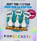 Seagulls Phone Grip - Swap Tops to Change Designs TOP ONLY MINE Nemo