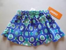 Gymboree Safari Smiles Skort Skirt Pink/Orange OR Blue/Green 6-12-18-24 mos  NEW