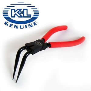 K&L Kawasaki motorcycle brake / clutch master cylinder INTERNAL CIRCLIP PLIERS
