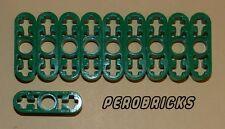 Lego Technic Technik 10 dünne Liftarme 3 Löcher #6632 dunkelgrün