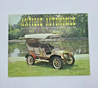 Antique Automobile 1971 Sep-Oct 1907 Cartercar 1920 Locomobile Model 48
